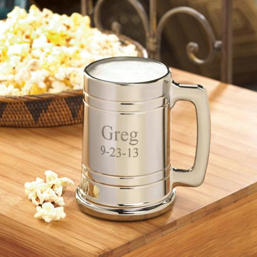 Engraved Gunmetal Mug Gunmetal Mug Home & Garden > Kitchen & Dining > Tableware > Drinkware > Tankards & Beer Steins