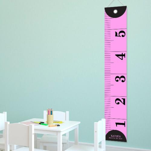 Personalized Height Growth Chart Measure Her  Personalized Height Growth Chart Measure Her  Home & Garden > Decor