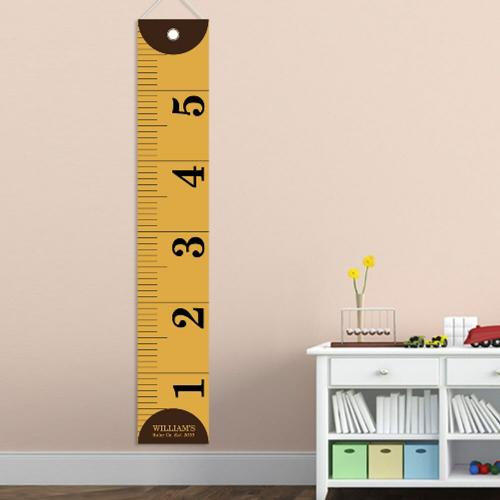 Personalized Height Growth Chart Measure Him  Personalized Height Growth Chart Mesaure Him Home & Garden > Decor