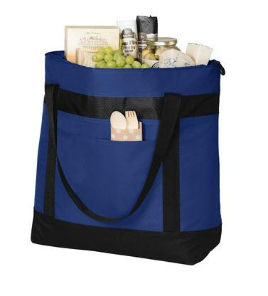 Monogrammed BlueTote Cooler for Golf or Camping  Home & Garden > Kitchen & Dining > Food & Beverage Carriers > Coolers