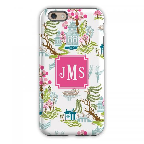 Personalized iPhone Case Chinoiserie Spring   Electronics > Communications > Telephony > Mobile Phone Accessories > Mobile Phone Cases