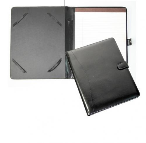 Personalized Ipad or Ipad 2 Black Leather Folio Case  Electronics > Computers > Computer Accessories > Handheld Device Accessories > E-Book Reader Accessories > E-Book Reader Cases