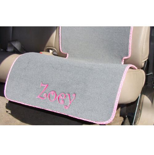 Seat and Back Protector for Child Seat   Vehicles & Parts > Vehicle Parts & Accessories > Motor Vehicle Care > Vehicle Decor > Car Seat Covers