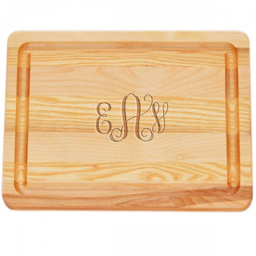 Wooden Personalized Cutting Board Small   Home & Garden > Kitchen & Dining > Tableware > Serveware > Serving Trays