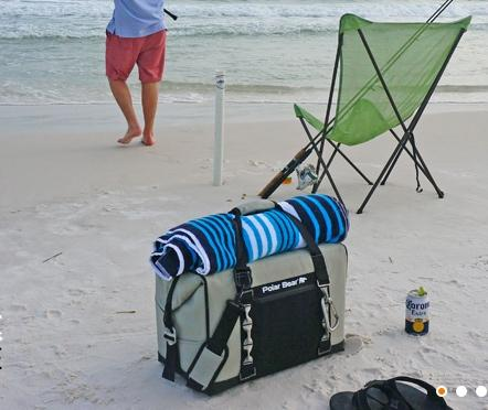 Personalized 48 Cooler Pack by Polar Bear Coolers  Home & Garden > Kitchen & Dining > Food & Beverage Carriers > Coolers