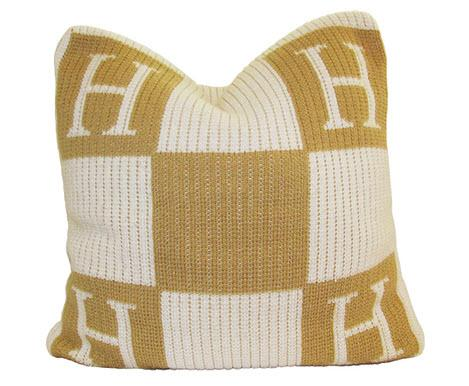 "Butterscotch Blanket Personalized Knit Pillow 20"" by 20""  Home & Garden > Decor > Throw Pillows"