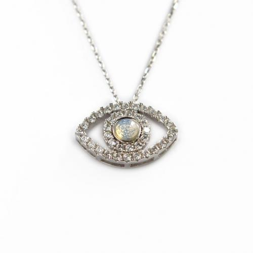 Evil Eye Necklace   Apparel & Accessories > Jewelry > Necklaces