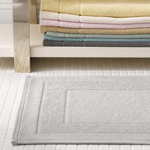Matouk Cielos Cotton Bath Mat  Home & Garden > Bathroom Accessories > Bath Mats & Rugs