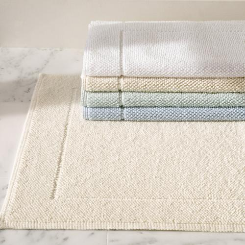 Matouk Guesthouse Large Cotton Bath Rug  Home & Garden > Bathroom Accessories > Bath Mats & Rugs