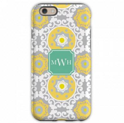Personalized iPhone Case Suzani  Electronics > Communications > Telephony > Mobile Phone Accessories > Mobile Phone Cases