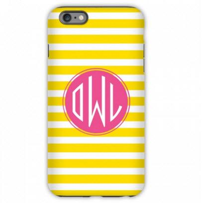 Personalized Cabana iPhone Case  Electronics > Communications > Telephony > Mobile Phone Accessories > Mobile Phone Cases