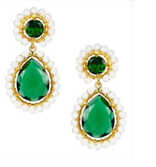 Moira Earrings In Several Colors  Apparel & Accessories > Jewelry > Earrings