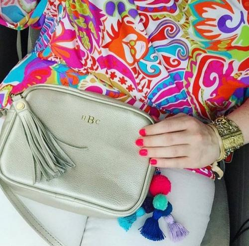 Jon Hart Designs Lola Crossbody  Apparel & Accessories > Handbags > Cross-Body Handbags