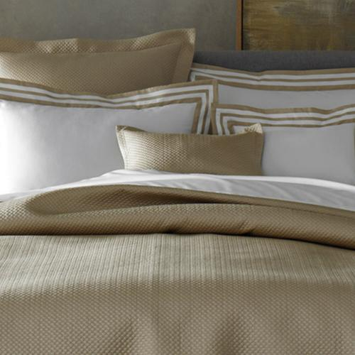 Matouk Alba Quilted Sateen Bedding Collection Matouk Alba Quilted Sateen Bedding Collection Home & Garden > Linens & Bedding > Bedding