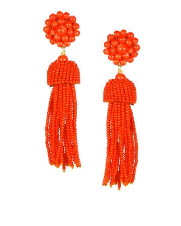 Lisi Lerch Fireball Tassel Earrings   Apparel & Accessories > Jewelry > Earrings
