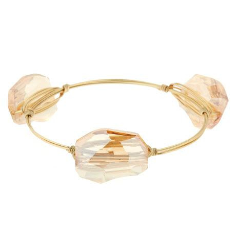 Austin Stone Bangle Bracelet  Apparel & Accessories > Jewelry > Bracelets