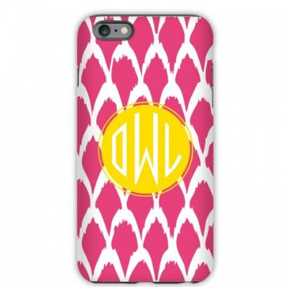 Personalized iPhone Case Northfork Pattern  Electronics > Communications > Telephony > Mobile Phone Accessories > Mobile Phone Cases