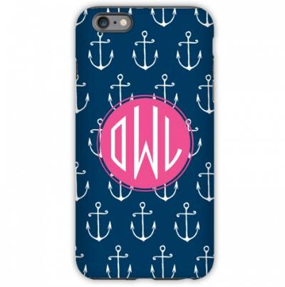 Personalized iPhone Case in Salty Pattern  Electronics > Communications > Telephony > Mobile Phone Accessories > Mobile Phone Cases