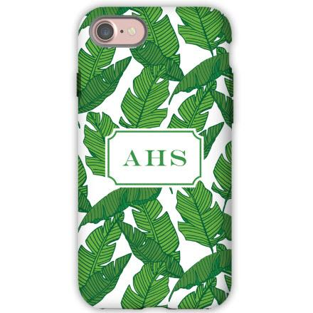 Personalized iPhone Case Banana Leaf  Electronics > Communications > Telephony > Mobile Phone Accessories > Mobile Phone Cases