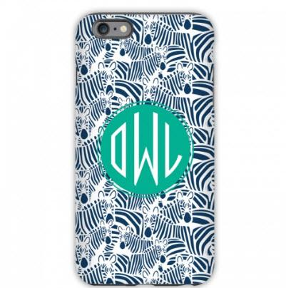 Monogrammed iPhone Case Bruno  Electronics > Communications > Telephony > Mobile Phone Accessories > Mobile Phone Cases