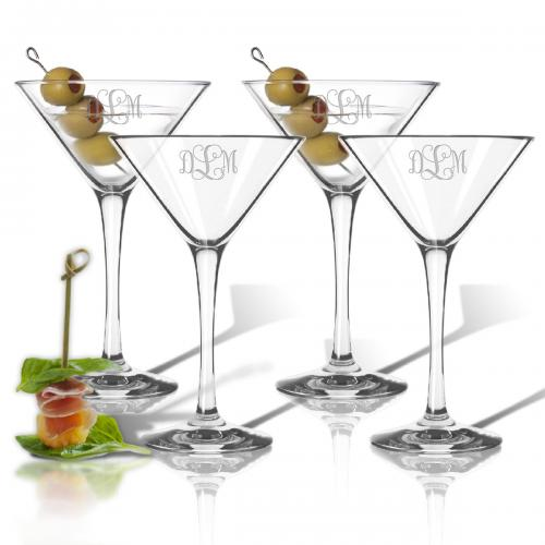 Personalized Tritan Martini Glasses  Home & Garden > Kitchen & Dining > Tableware > Drinkware > Stemware > Martini Glasses