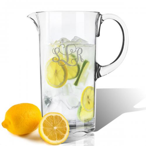 Personalized Tritan Pitcher  Home & Garden > Kitchen & Dining > Tableware > Serveware > Serving Pitchers & Carafes