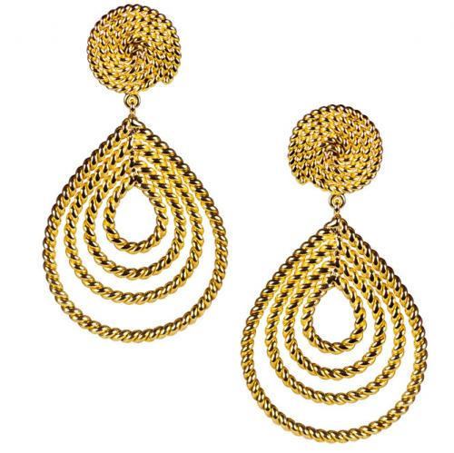 Lisi Lerch Sophia Earrings Gold  Apparel & Accessories > Jewelry > Earrings