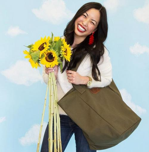 Jon Hart Personalized Olive El Mercado   Apparel & Accessories > Handbags > Tote Handbags