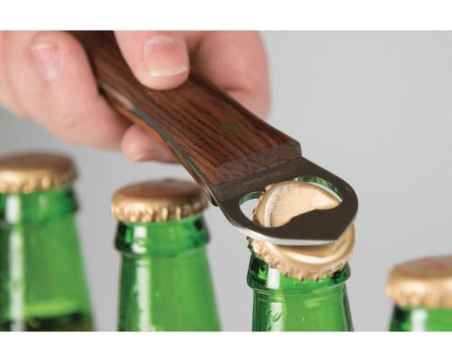 Personalized Rosewood Bottle Opener  Home & Garden > Kitchen & Dining > Barware > Drink Shakers & Tools > Bottle Openers