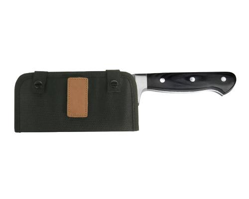 Personalized Full Tang Pakkawood Handled Meat Cleaver  Home & Garden > Kitchen & Dining > Kitchen Tools & Utensils > Dicers & Choppers