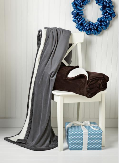 Personalized Mountian Lodge Blanket  Home & Garden > Linens & Bedding > Bedding > Blankets > Throws