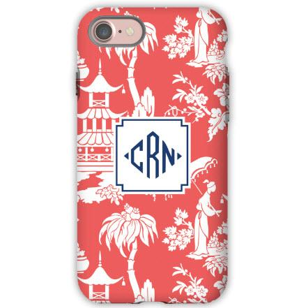 Personalized Phone Case Pagoda Coral  Electronics > Communications > Telephony > Mobile Phone Accessories > Mobile Phone Cases