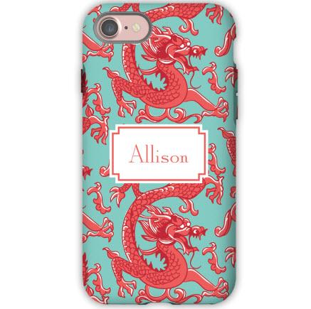 Personalized Phone Case Imperial Coral  Electronics > Communications > Telephony > Mobile Phone Accessories > Mobile Phone Cases