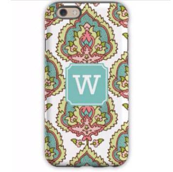 Personalized iPhone Case Cora Spring  Electronics > Communications > Telephony > Mobile Phone Accessories > Mobile Phone Cases