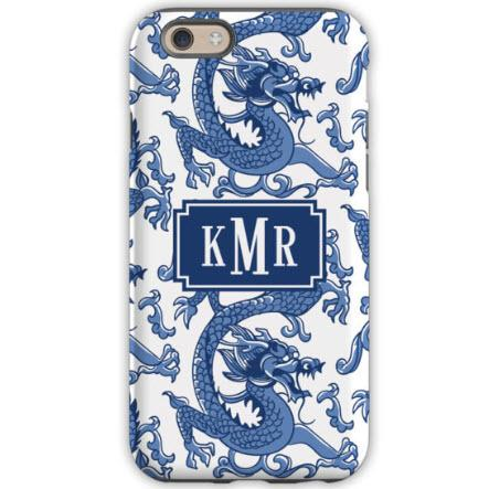 Personalized Phone Case Imperial Blue  Electronics > Communications > Telephony > Mobile Phone Accessories > Mobile Phone Cases