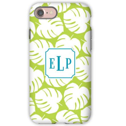Personalized iPhone Case Palm Lime  Electronics > Communications > Telephony > Mobile Phone Accessories > Mobile Phone Cases